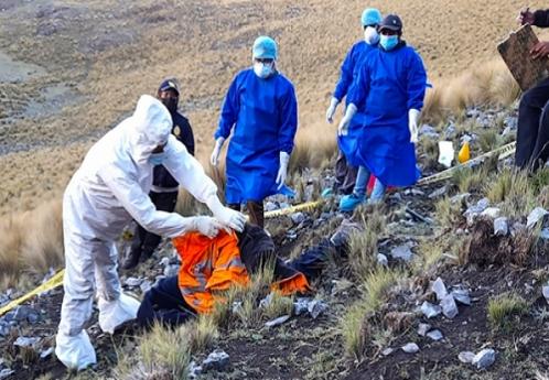 Hallan cadáver de hombre en ladera de cerro en Progreso