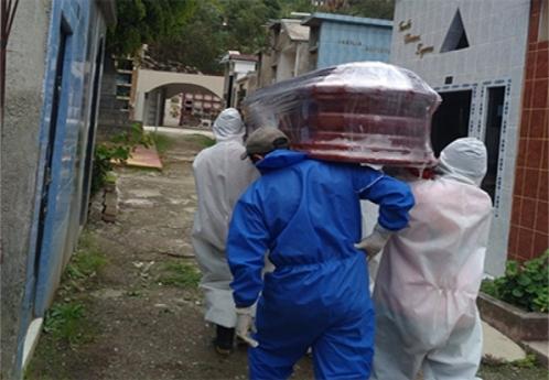Apurímac pasó por días críticos con 23 fallecidos en la última semana