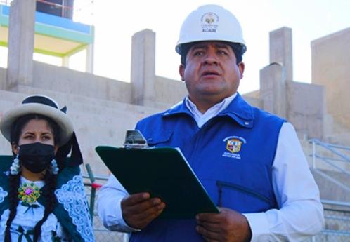 Más de 82 millones de soles en gestión para proyectos y obras en Curahuasi