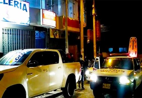 Policía rescata a menor que era explotada sexualmente en Abancay